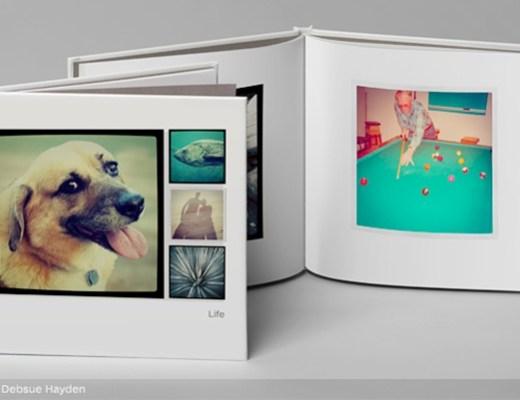 Blurb Instagram Book 3 - Actie!   Maak gratis een Blurb-fotoboek van jouw Instagram-foto's