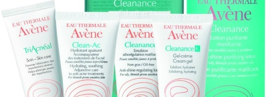 Cleanance Productoverzicht1 - Eau thermale Avène | Cleanance (gastreview)