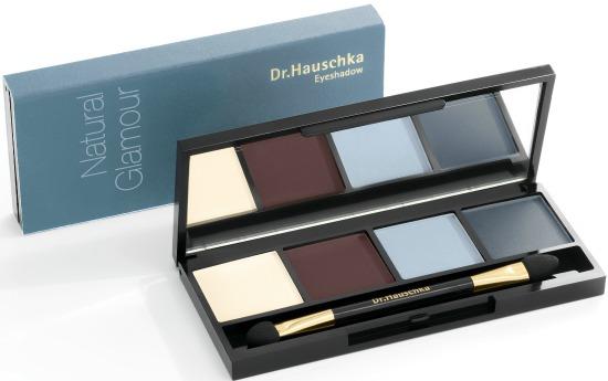 Eyeshadow palet 03 met hoes - Dr. Hauschka najaarslook Natural Glamour + winactie!