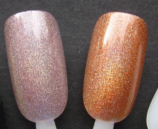 Golden rose holo 106 111 3 - Golden Rose holographic color 106 & 111