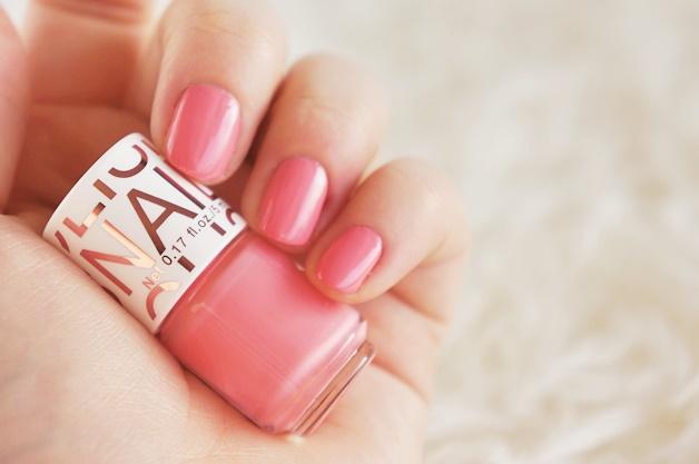 HM HM mini nagellak nail polish quick dry spray review swatches 4 - H&M mini nagellakjes & quick dry spray