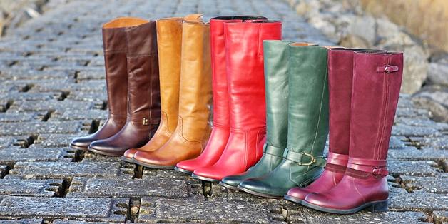 HOH Walkers laarzen wijde schacht 1 - Plussize tip! | Laarzen van Jilsen