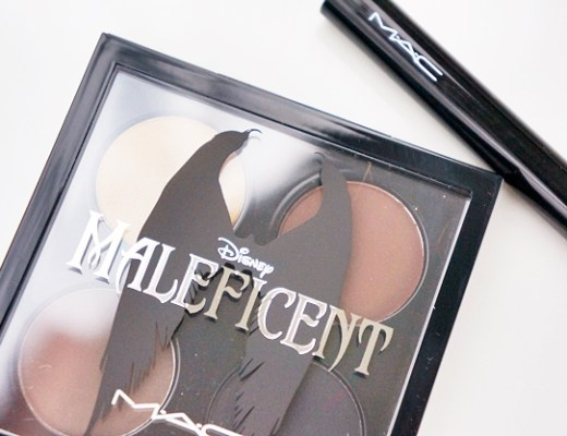 MAC maleficent eye quad palette penultimate rapidblack 1 - MAC Maleficent palette & Penultimate eye liner