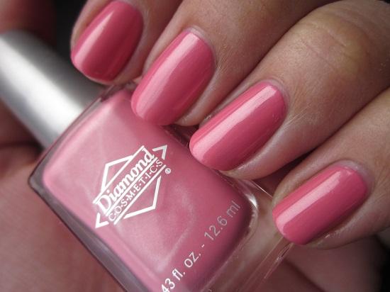 Diamond Cosmetics: Cotton Candy ft. Sweet as Sugar