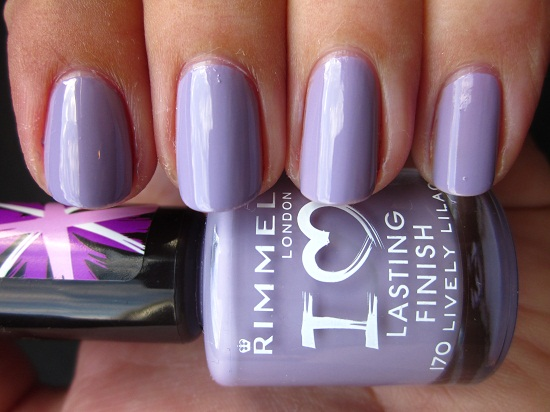 Rimmel | I Love Lasting Finish Nail Polishes