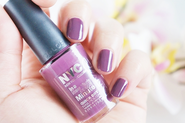 NYC herfst najaar 2014 nail polish 6 - NYC in a New York minute nail polish herfstcollectie