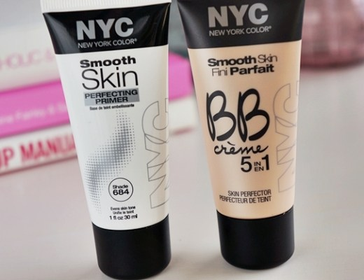NYC smooth skin perfecting primer bb creme 1 - NYC Smooth Skin perfecting primer & 5-in-1 BB crème