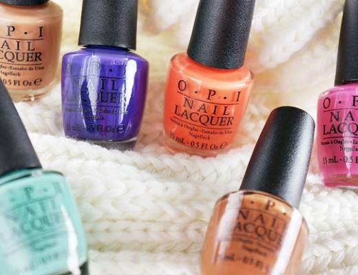 OPI nordic collection 2 - OPI Nordic Collection