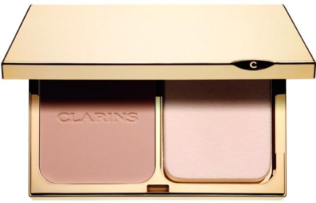 Teint Compact Haute Tenue SPF 15 ouvert - Clarins | Colour Breeze lentecollectie 2012