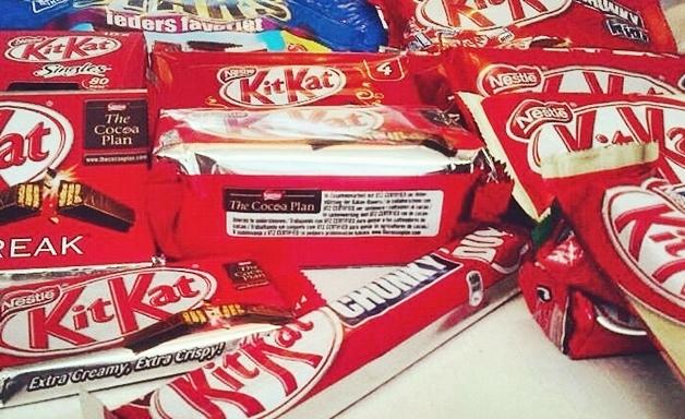Win het volledige Kit Kat assortiment!