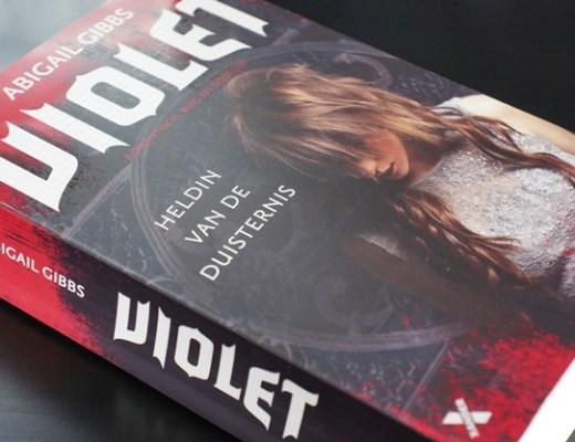 abigail gibbs violet - Boektip! | Abigail Gibbs - Violet, heldin van de duisternis