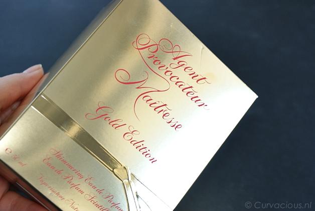 Agent Provocateur | Maitresse gold edition