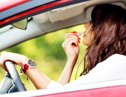 allsecur auto - Vrouwen achter het stuur: de belangrijkste don'ts!