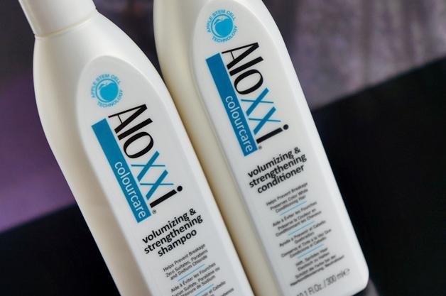 aloxxi volumizing strengthening - 'Schonere' haarproducten gebruiken