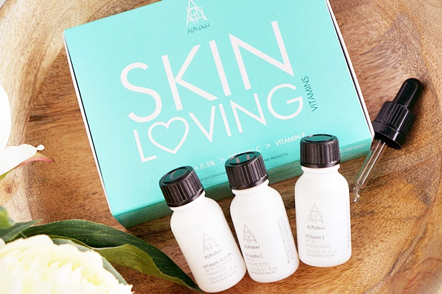 alpha h skin loving vitamins kit 1 - ALPHA-H skin loving vitamins kit