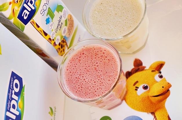 alpro sojadrink 1 complete care 1 - Smoothie recepten voor baby's/kinderen + gratis groeimeter (tip!)
