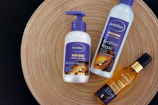 andrelon keratine repair 4 - Andrélon Keratine Repair