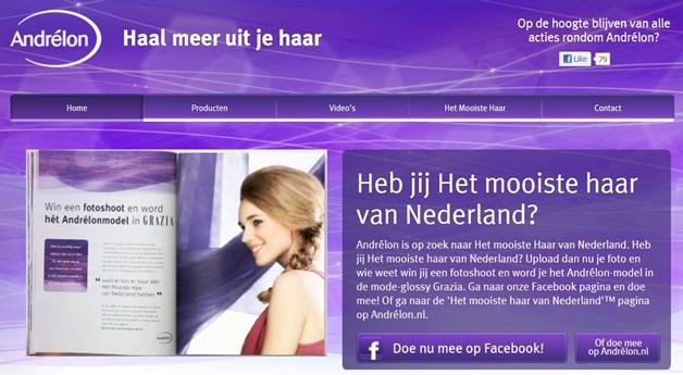 andrelonmooistehaarvannederland - Heb jij het mooiste haar van Nederland?