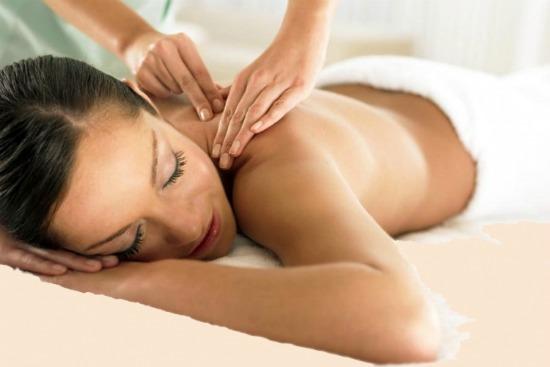 Aromatherapie massage