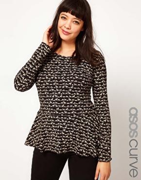 asos2012kerst12 - Plussize christmas outfits... ASOS Curve!