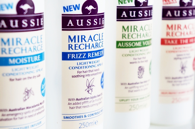 aussie miracle recharge conditioning spray 2 - Aussie miracle recharge conditioning sprays