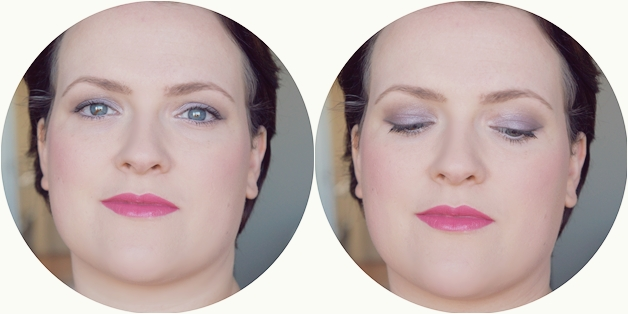 aveda a gift of twinkling eyes palette review swatches look 5 - Aveda kerst 2014 | Twinkling eyes palette