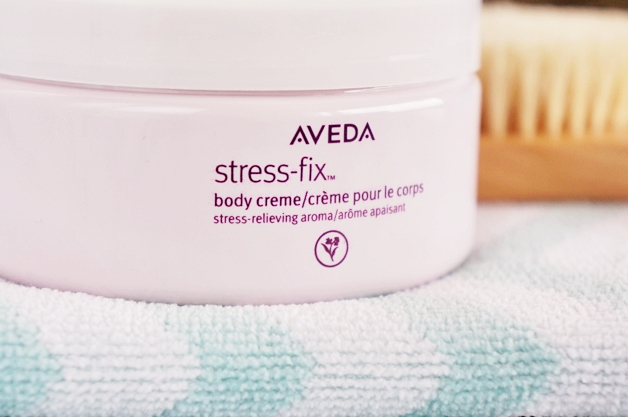 aveda stress fix body creme 21 - Favoriete beautyproducten mei 2014