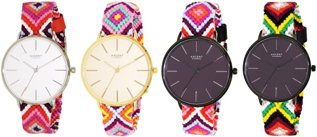 axcent etnic watch 4 - New Jewellery ♥