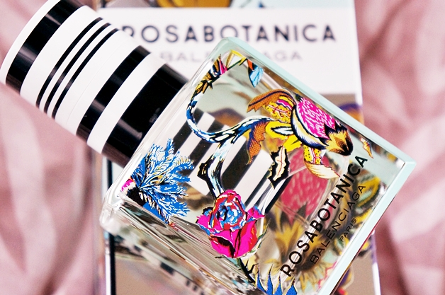balenciaga rosabotanica 2 - Favoriete beautyproducten januari 2014