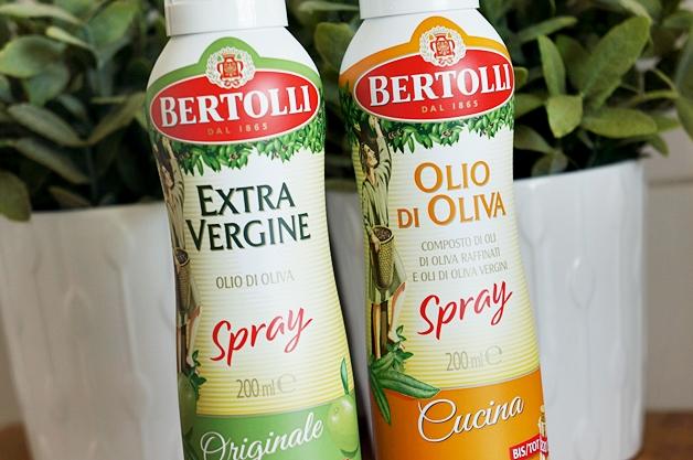 bertolli olijfolie spray - Keukennieuwtjes van Albert Heijn & Bertolli