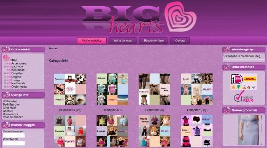 bighearts1 - Plus Size: Webwinkel Big Hearts
