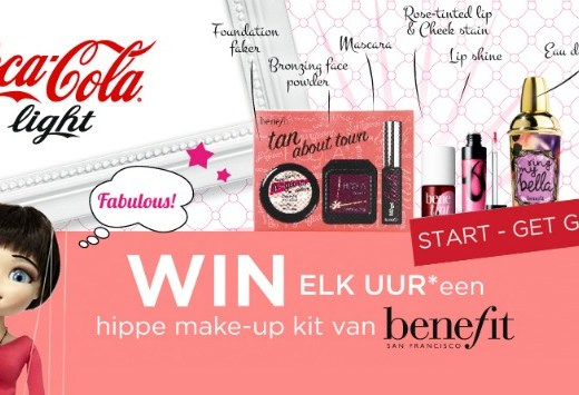 blogmijgetglam1 - Get Glam met Coca-Cola Light en win fantastische prijzen!