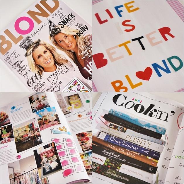 blond magazine 2 - Tip! | Blond Amsterdam magazine