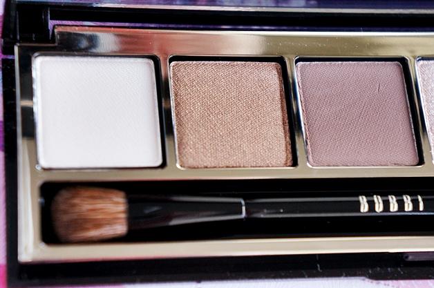 bobbi brown eye shadow palette smokey warm 3 - Bobbi Brown smokey warm palette