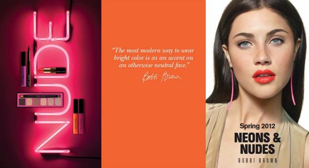 bobbibrownneonnudes1 - Bobbi Brown | Neon & Nudes lentecollectie 2012