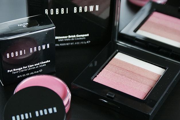 5 Minute flirty make-up met Bobbi Brown