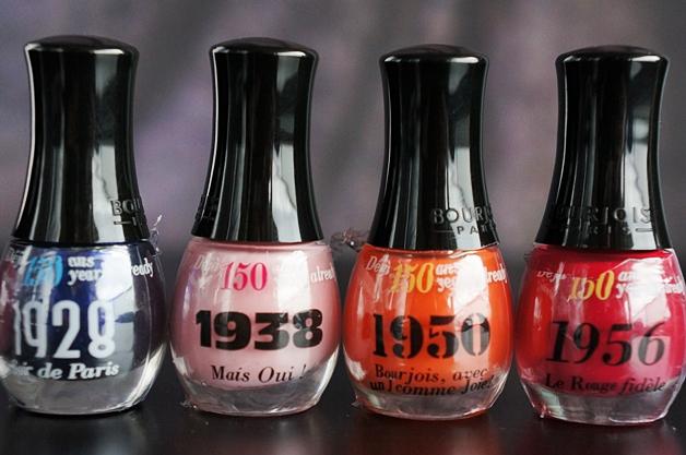 bourjois mini nagellak 150 jaar 5 - Bourjois mininagellak collectie
