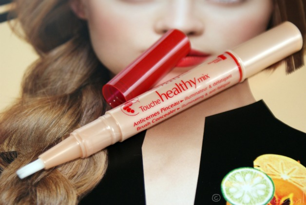 Bourjois | Touche healthy mix, healthy balance unifying powder & volume glamour max définition mascara