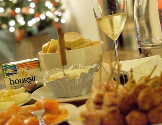 boursin kerst 2014 1 - Inspiratie | Feestelijk feel good hapjesdiner