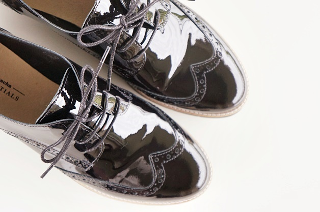 broques preppy nerdy casual 2 - New in | The cutest brogues ♥