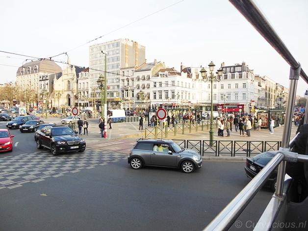 brusselbustour1 - Weekendje Brussel | Chocolat Tour, bustour, shoppen & eten/drinken