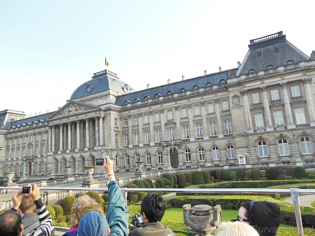 brusselbustour4 - Weekendje Brussel | Chocolat Tour, bustour, shoppen & eten/drinken