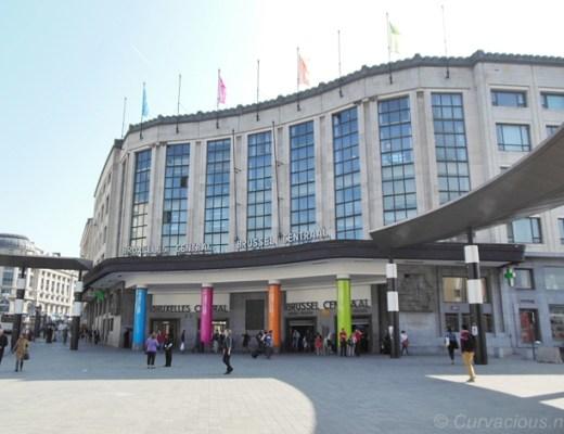 brusselcentraal2 - Weekendje Brussel | Filmpje als herinnering
