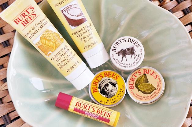 Burt's Bees kit review