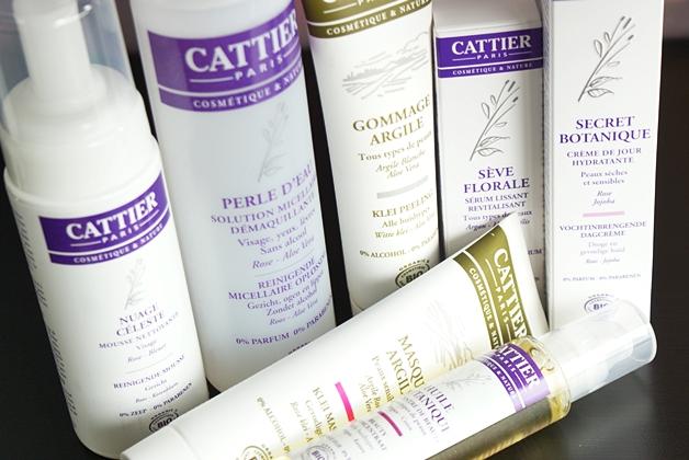 cattierparisgezichtsbehandeling1 - How To   Een gezichtsbehandeling met Cattier Paris