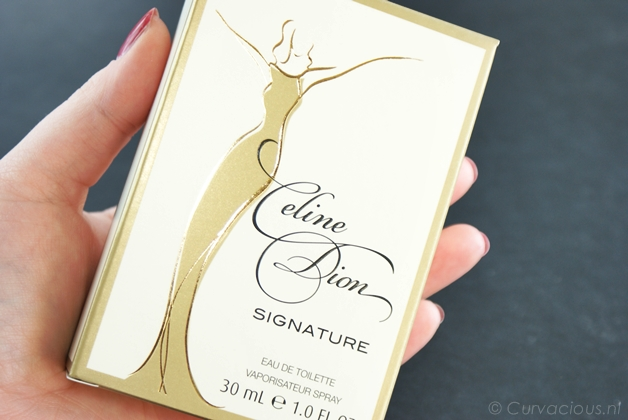 celinedionsignature1 - Celine Dion | Signature EdT