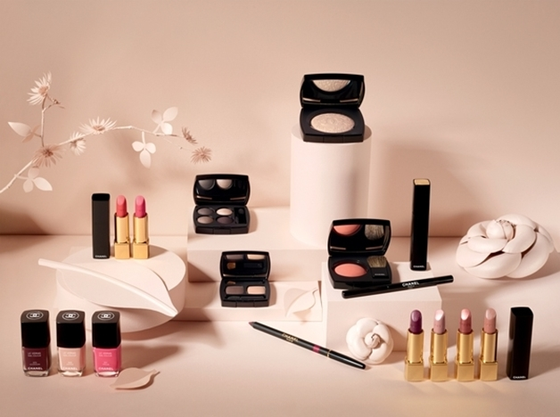 chanel printemps precieux de chanel - Face of the day | Chanel & MAC
