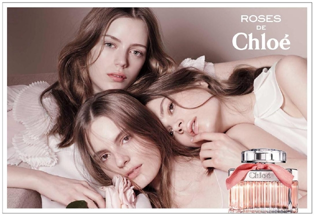 chloe roses de chloe 4 - Parfumnieuws | Chloé - Roses de Chloé
