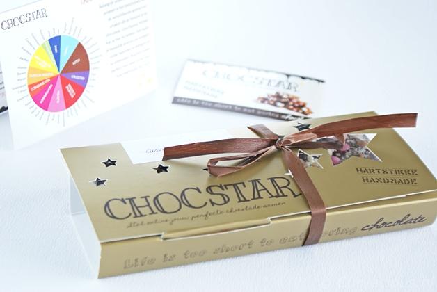 chocstarwinactie1 - Win een Chocstar Golden Ticket en maak je eigen chocoreep!