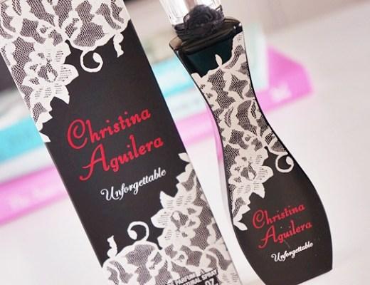christina aguilera unforgettable 1 - Parfumnieuws | Christina Aguilera Unforgettable